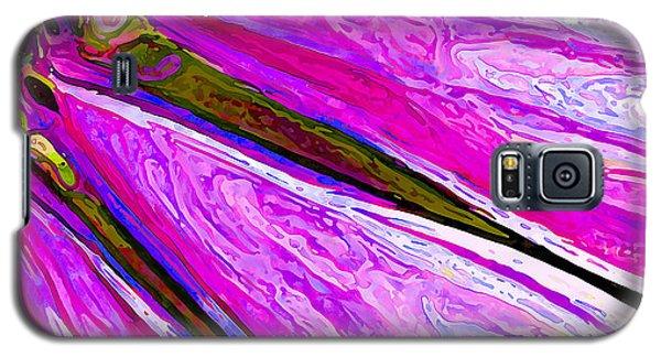 Daisy Petal Abstract 1 Galaxy S5 Case