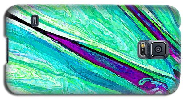 Daisy Petal Abstract 2 Galaxy S5 Case