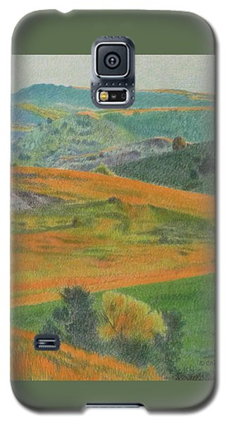 Dakota Prairie Dream Galaxy S5 Case