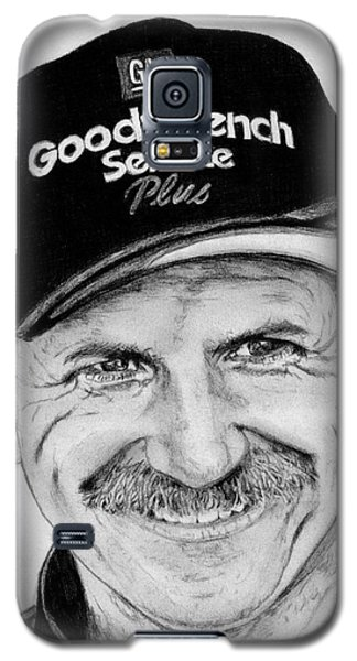 Dale Earnhardt Sr In 2001 Galaxy S5 Case