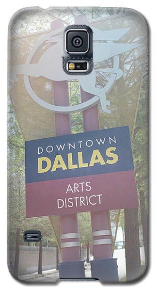 Dallas Arts District Galaxy S5 Case