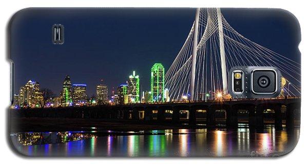 Dallas Bridge View Galaxy S5 Case