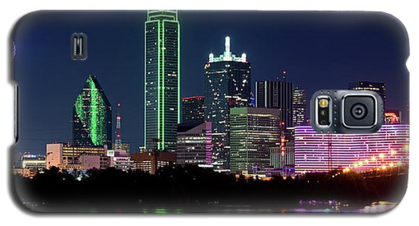Dallas Colors Pano 2015 Galaxy S5 Case