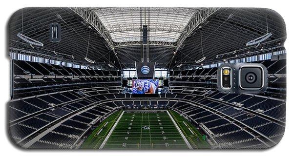 Dallas Cowboys Stadium End Zone Galaxy S5 Case by Jonathan Davison