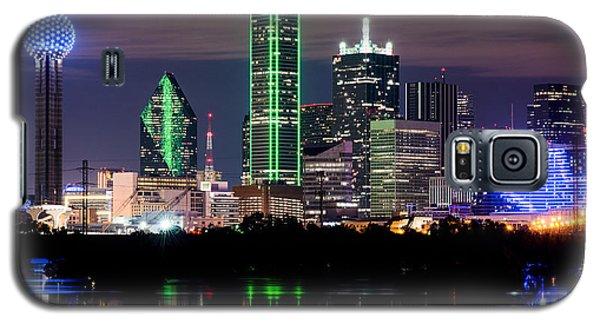 Dallas Cowboys Star Skyline Galaxy S5 Case
