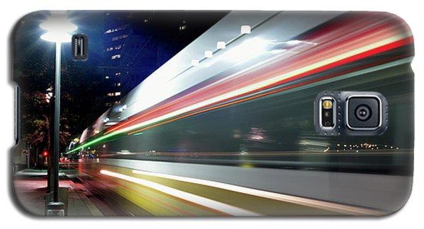 Dallas Dart Train 012518 Galaxy S5 Case