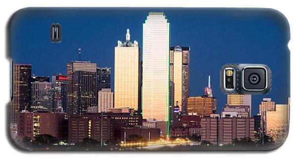 Dallas Golden Pano Galaxy S5 Case