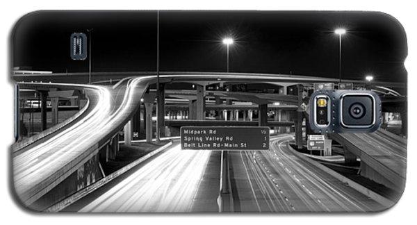 Dallas High Five Bw Galaxy S5 Case