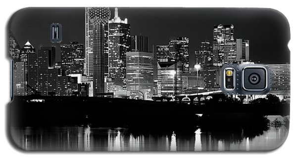 Dallas Nights Bw 6816 Galaxy S5 Case