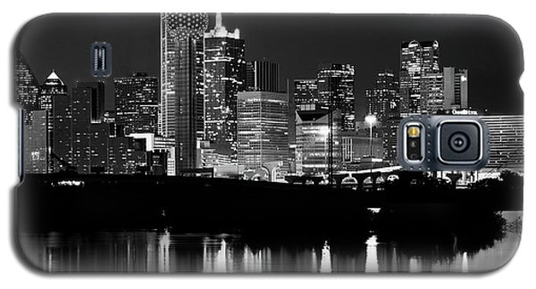 Dallas Nights Bw 6816 Galaxy S5 Case