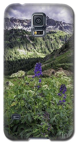 Dallas Peak Galaxy S5 Case