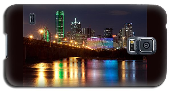 Dallas Reflections Galaxy S5 Case