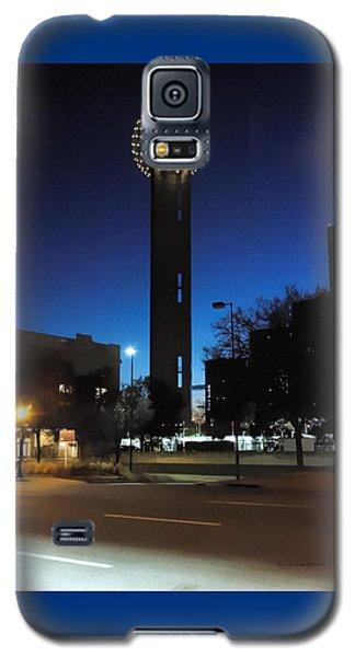 Dallas Reunion Tower Galaxy S5 Case