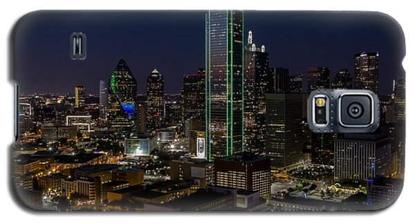 Dallas Skyline Evening Glow Galaxy S5 Case
