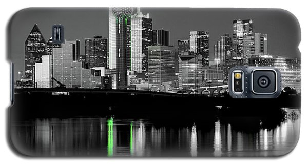 Dallas Skyline Gr91217 Galaxy S5 Case
