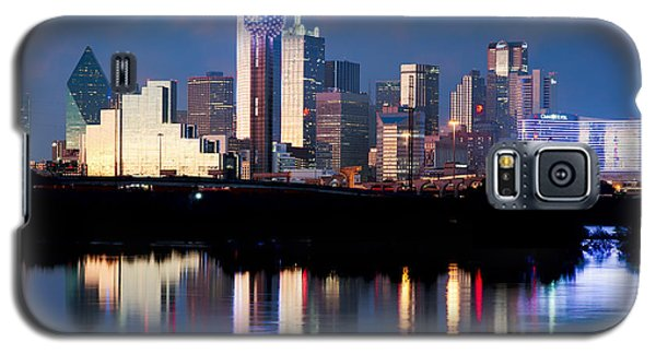 Dallas Skyline May 2015 Galaxy S5 Case