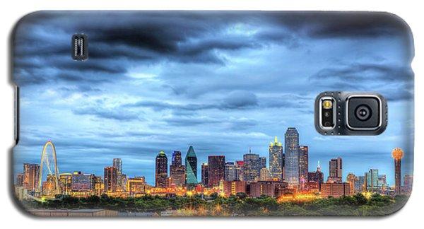 Dallas Skyline Galaxy S5 Case
