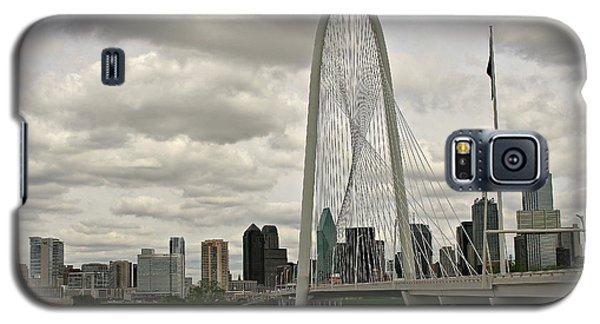 Dallas Suspension Bridge Galaxy S5 Case
