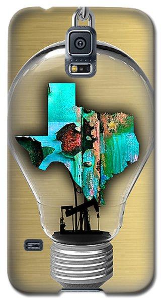 Dallas Texas Map Collection Galaxy S5 Case