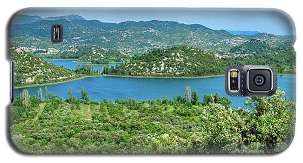 Dalmatian Coast Panorama, Dalmatia, Croatia Galaxy S5 Case