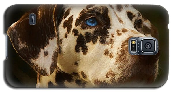 Dalmatian - Painting Galaxy S5 Case
