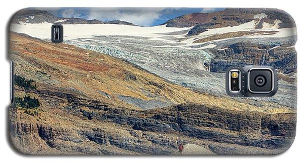 Daly Glacier And Yoho National Park Adventure Galaxy S5 Case