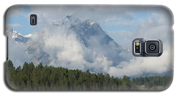 Galaxy S5 Case featuring the photograph Dam Clouds by Greg Patzer
