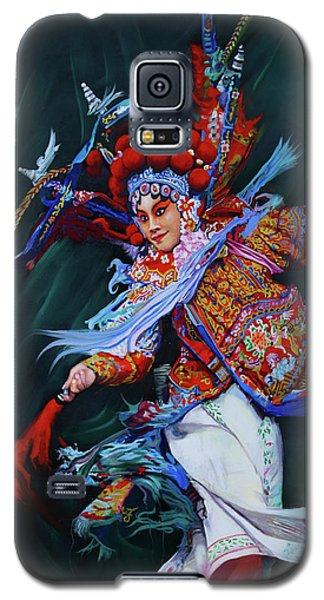 Dan Chinese Opera Galaxy S5 Case