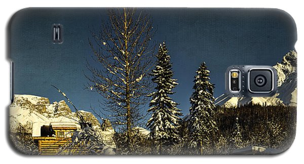 Dan Creek Cabin Feb. 2014 Galaxy S5 Case