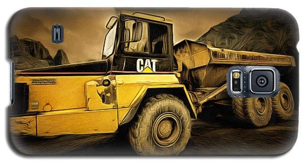 Dan Creek Rock Truck Galaxy S5 Case