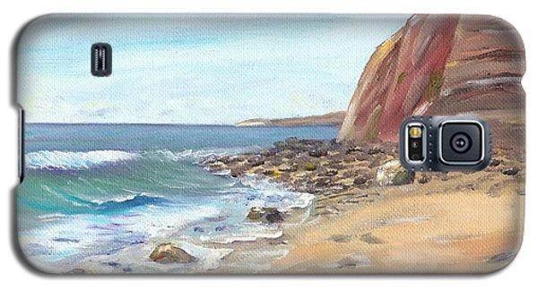 Dana Point Beach Galaxy S5 Case