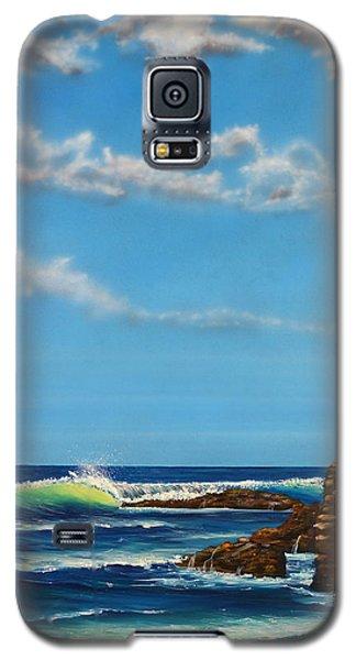Dana Point Walk Galaxy S5 Case