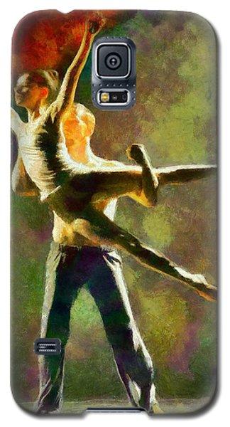 Dance 3 Galaxy S5 Case