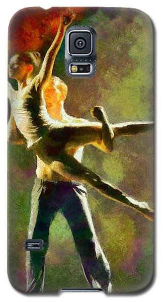 Dance 3 Galaxy S5 Case
