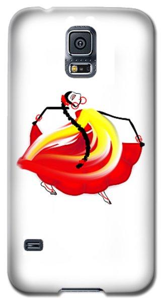 Dance Like No One's Watching Galaxy S5 Case