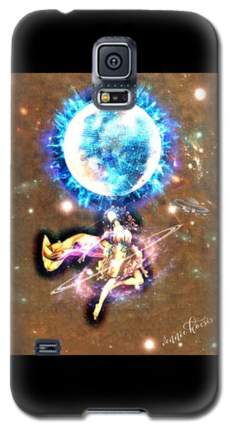 Dance Me To The Moon Galaxy S5 Case