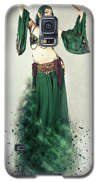 Dance Of The Belly Galaxy S5 Case by Nichola Denny