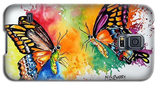 Dance Of The Butterflies Galaxy S5 Case