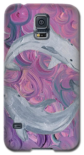 Dance Of The Dolphins Galaxy S5 Case
