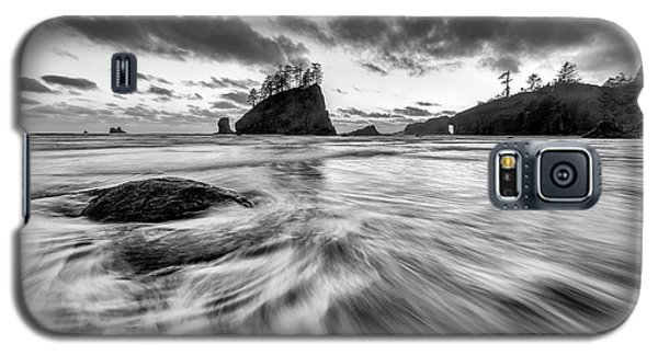 Dance Of The Tides Galaxy S5 Case by Mike Lang