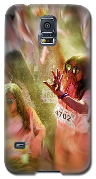 Dance Galaxy S5 Case