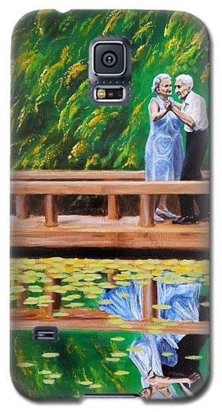 Dance Reflection Galaxy S5 Case by Jason Marsh