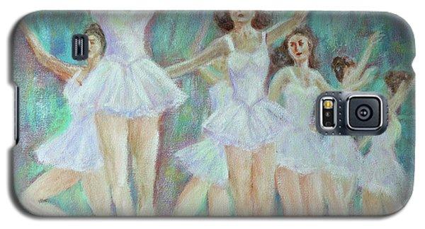 Dance Rehearsal Galaxy S5 Case