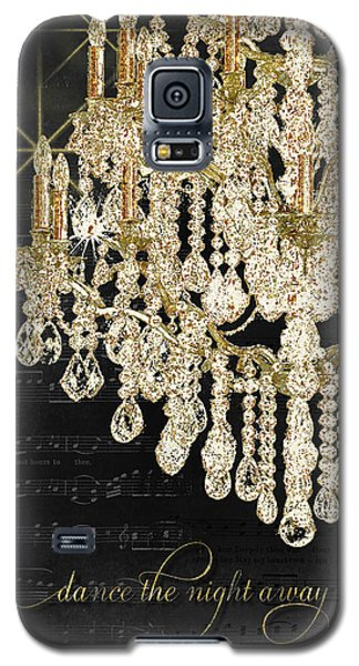 Dance The Night Away 1 Galaxy S5 Case by Audrey Jeanne Roberts
