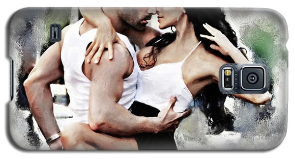 Dance With Passion Galaxy S5 Case