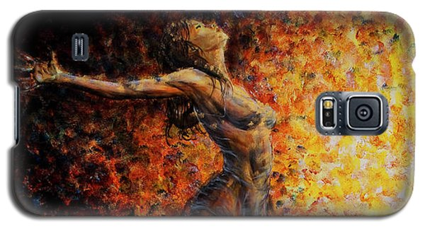 Dancer 03 Galaxy S5 Case
