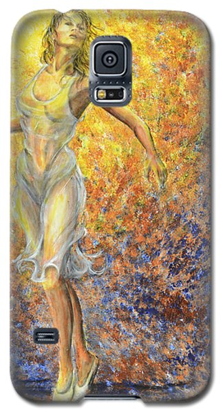 Dancer Away Galaxy S5 Case