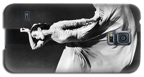 Dancer Martha Graham Galaxy S5 Case