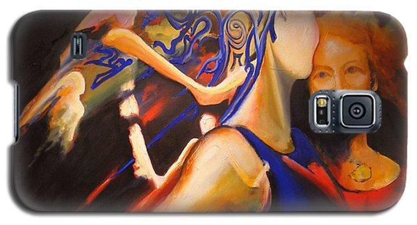 Dancers Galaxy S5 Case by Georg Douglas
