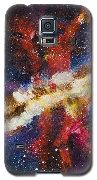 Dancers Of The Nebula Galaxy S5 Case